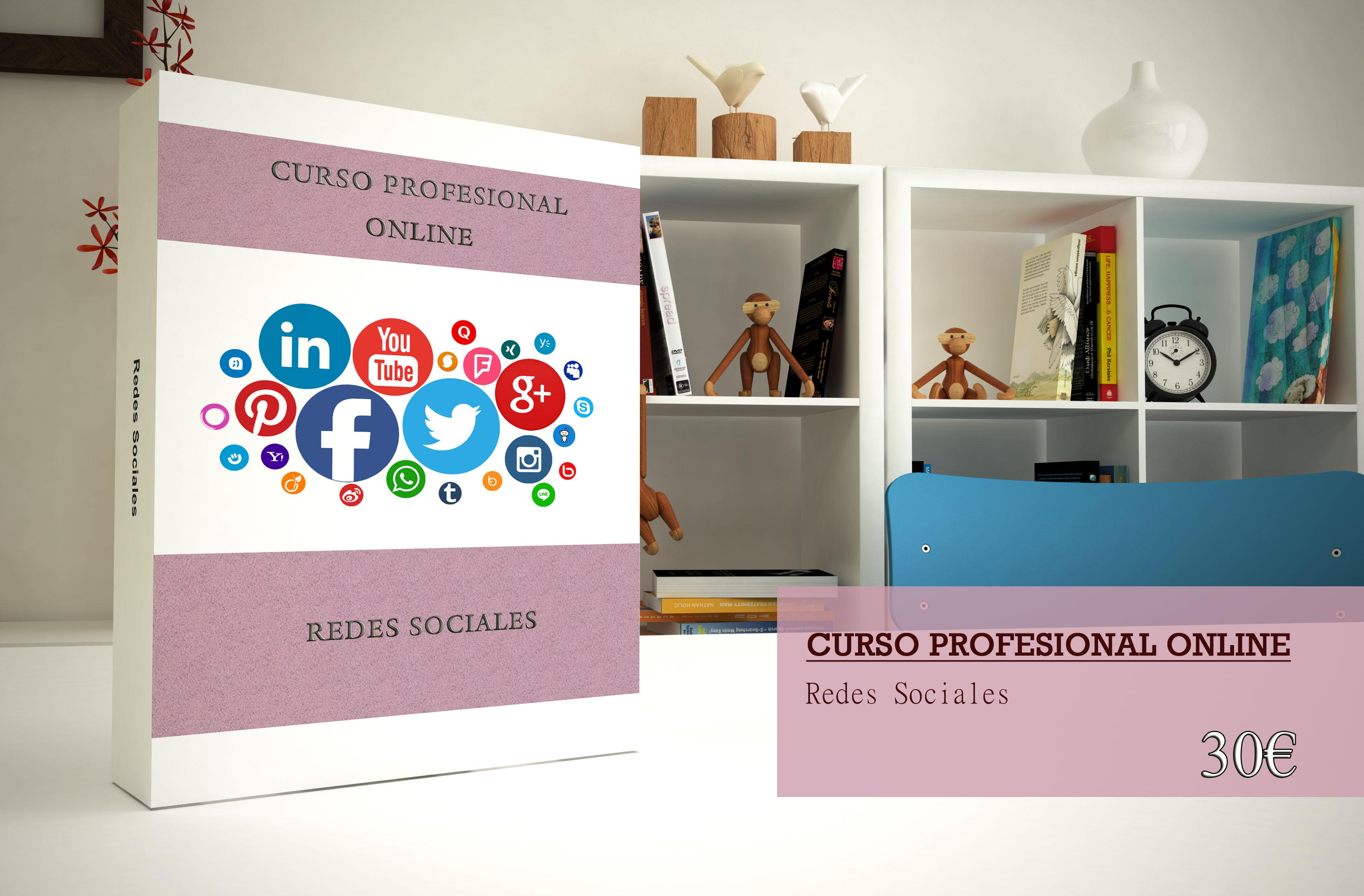 curso redes sociales online