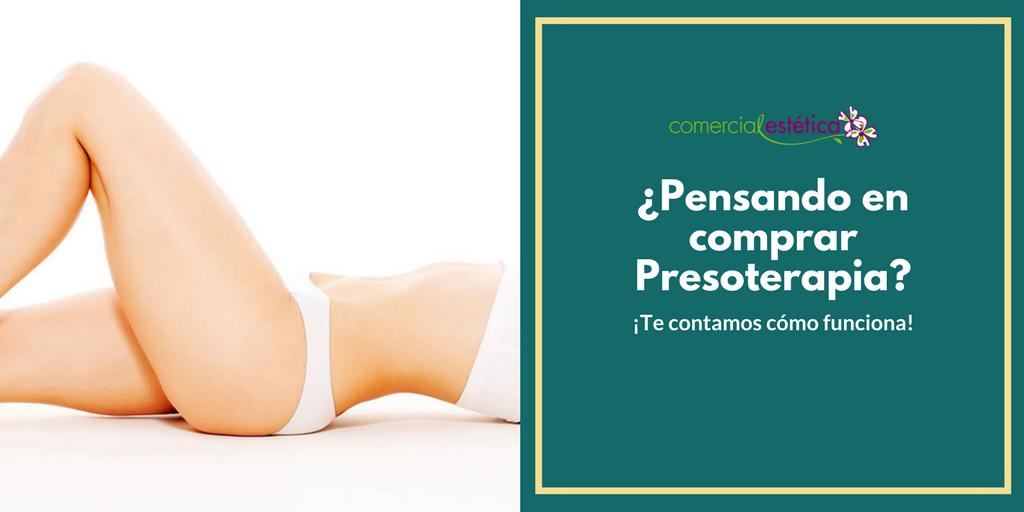 ¿Pensando en comprar Presoterapia_