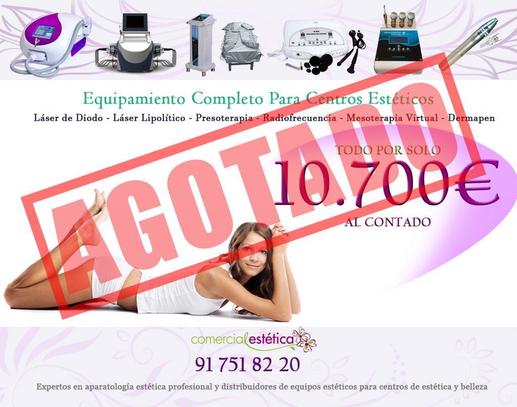 Pack 10700 Marzo AGOTADO